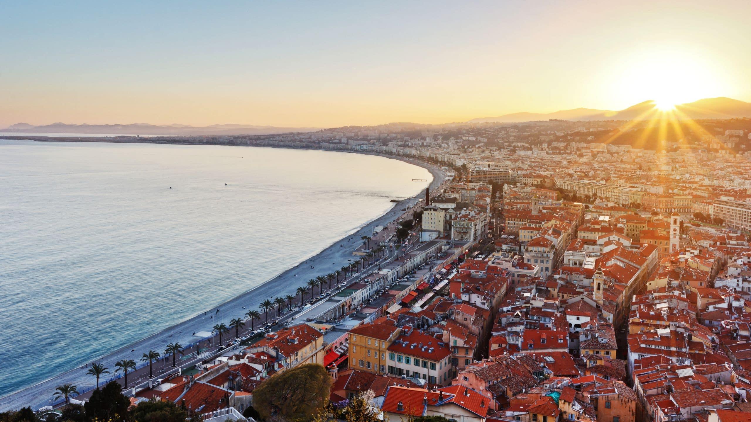 French Riviera Luxury 5 Star Hotel Hyatt Regency Nice Palais De La Mediterranee