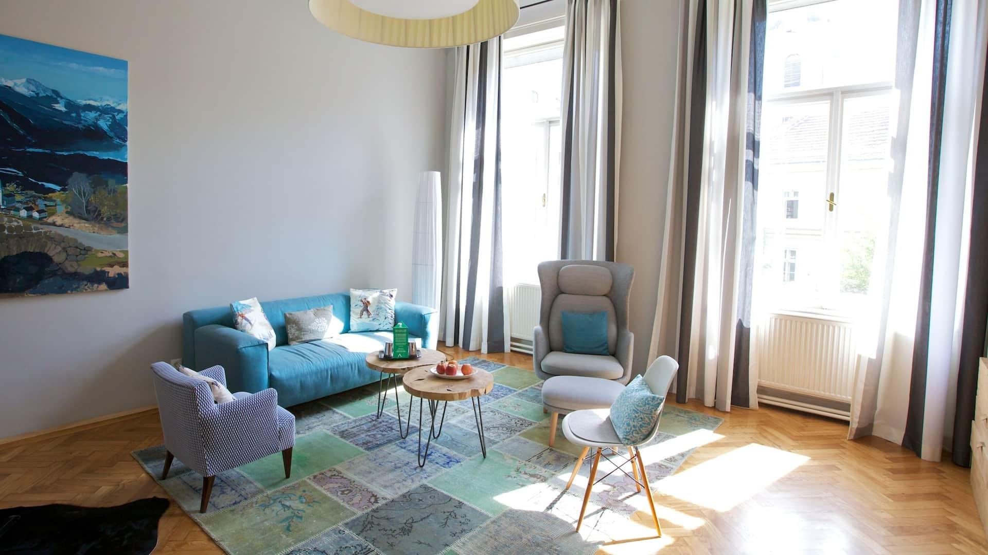 Altstadt Vienna Suite L