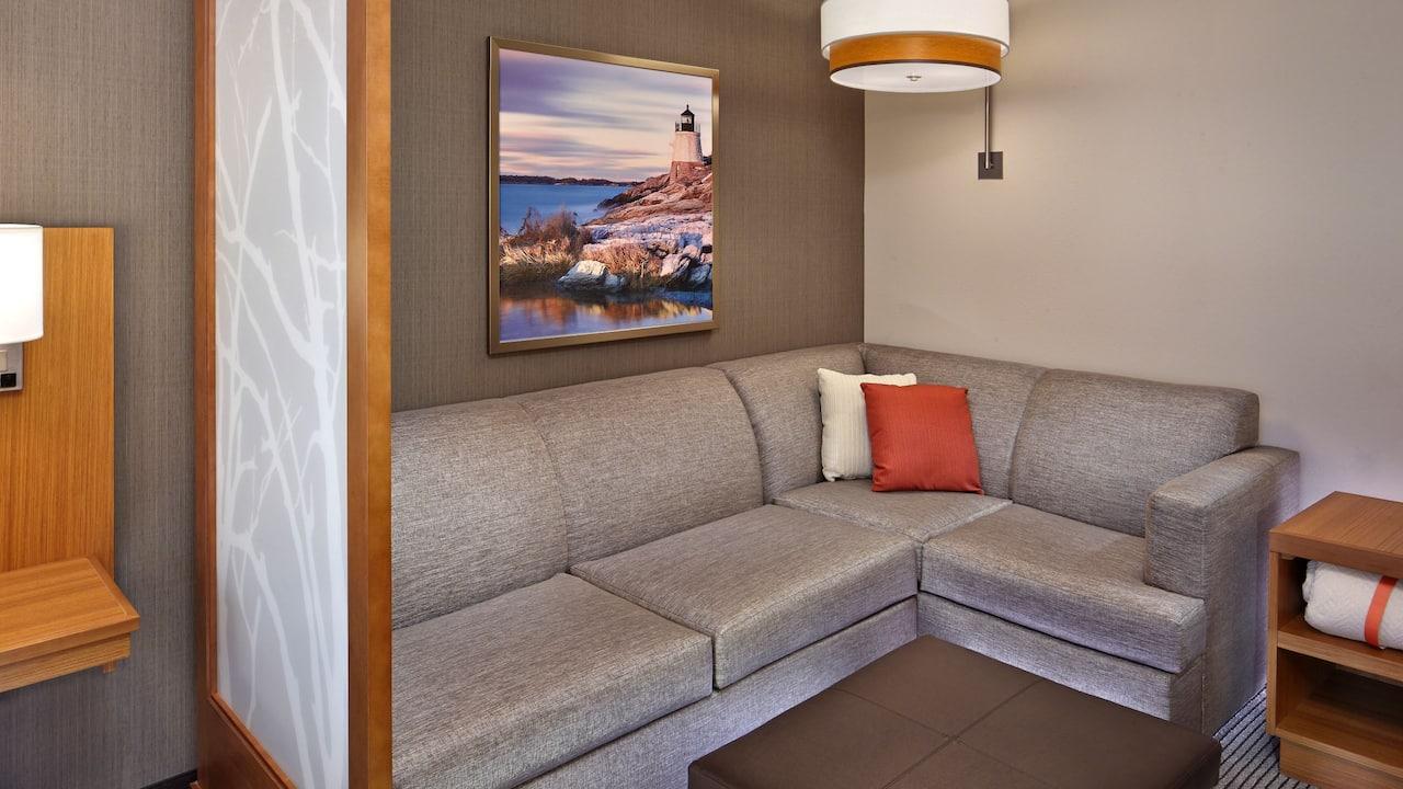 Cozy Corner Sofabed