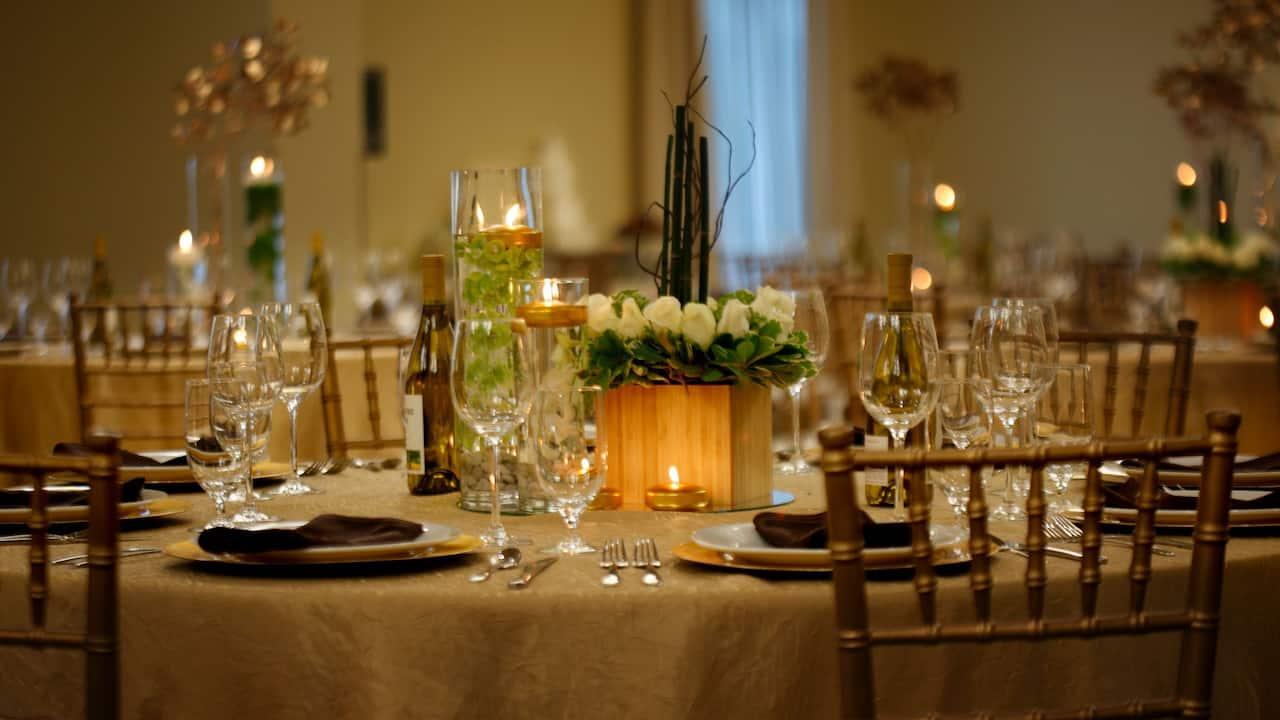 Ballroom Detail