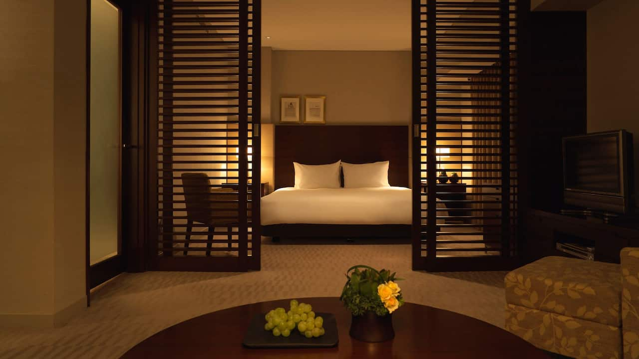 Regency Suite Bed Room