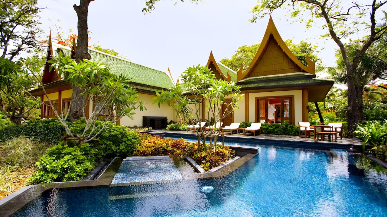 Presidential Villa Exterior