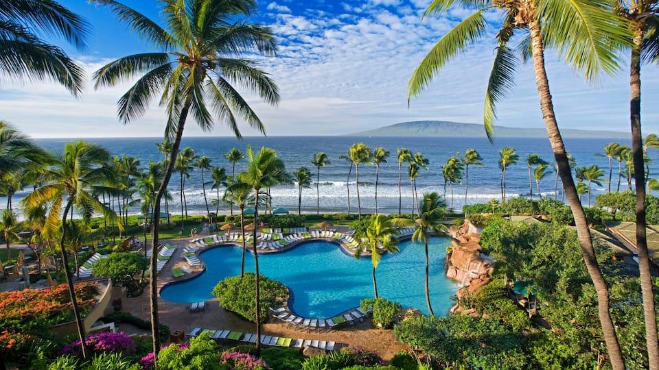 Hyatt Regency Maui Outdoor Pool