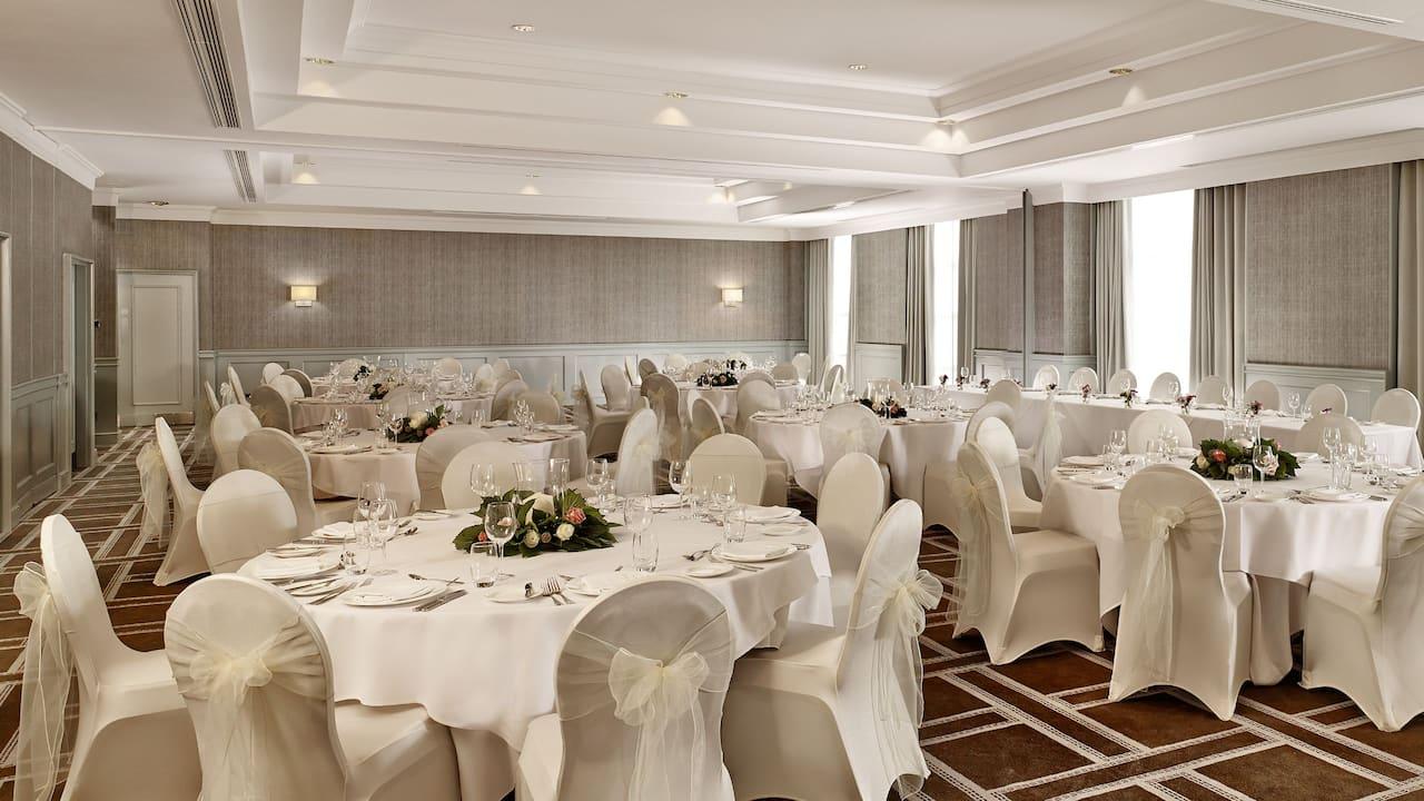 Wedding venues in Birmingham centre  | Hyatt Regency Birmingham