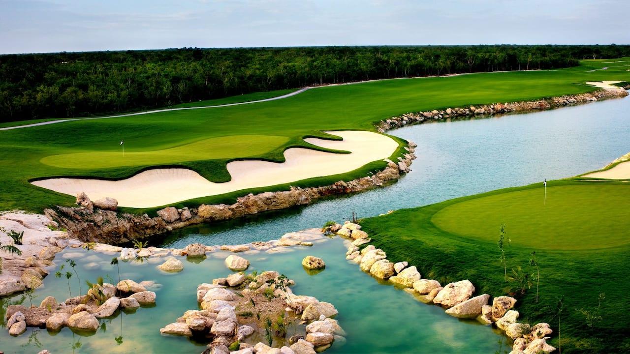 Campo de Golf el Jaguar