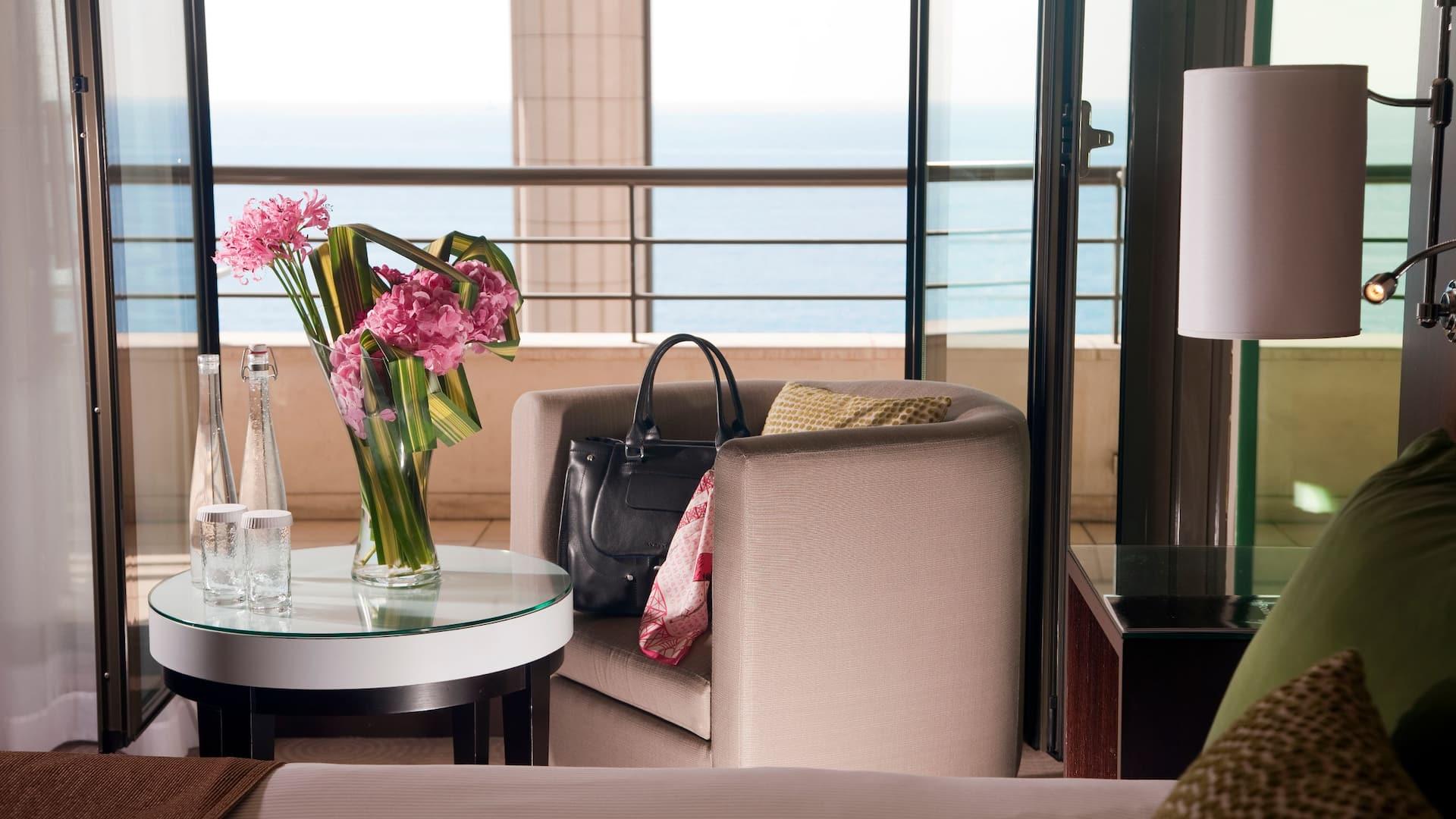 Hyatt Regency Nice Palais de la Méditerranée  - Vue sur Mer