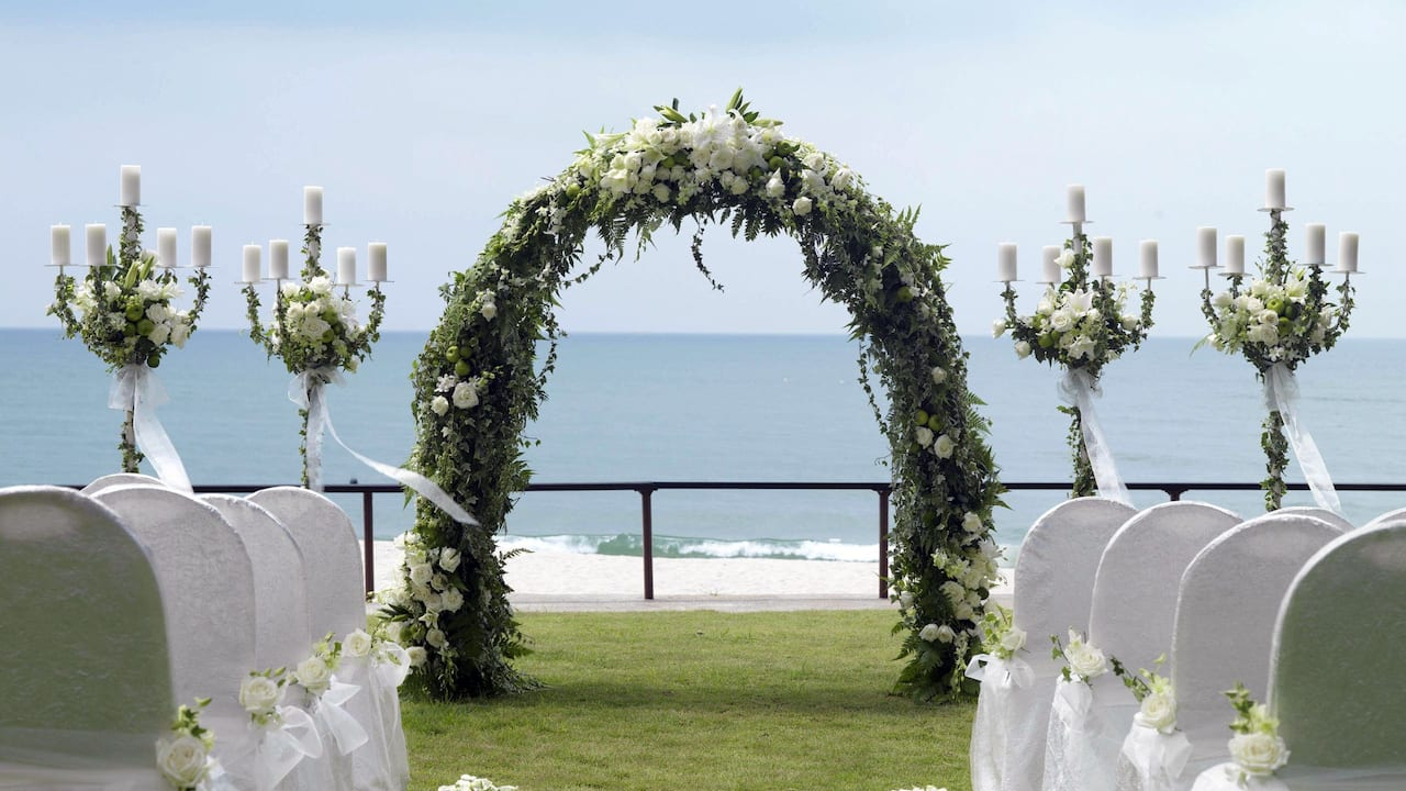 Wedding Beachfront