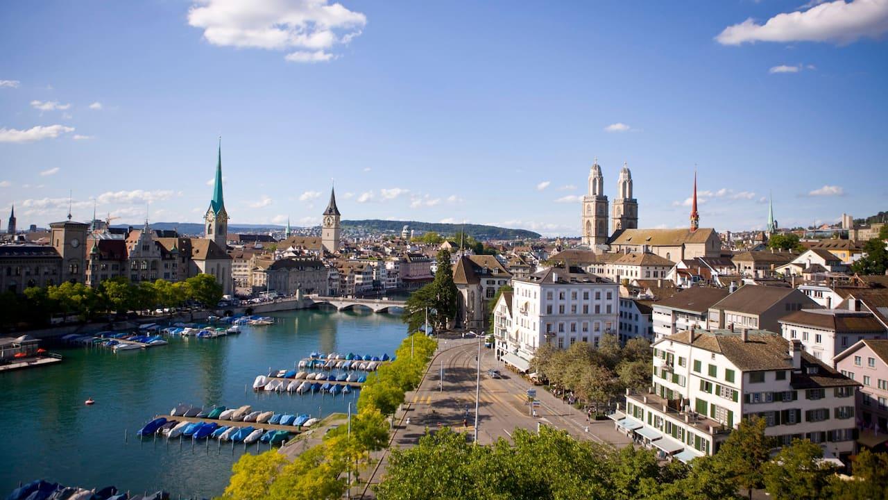 Park Hyatt Zurich Summer Staycation