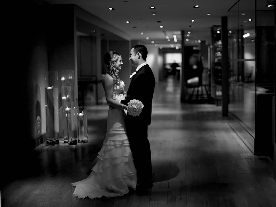 Park Hyatt Bride Groom Wedding