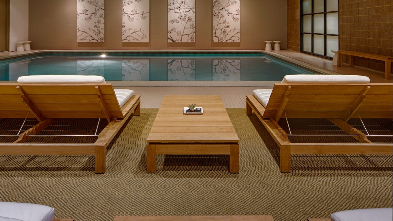 Park Hyatt Washington DC Indoor Pool