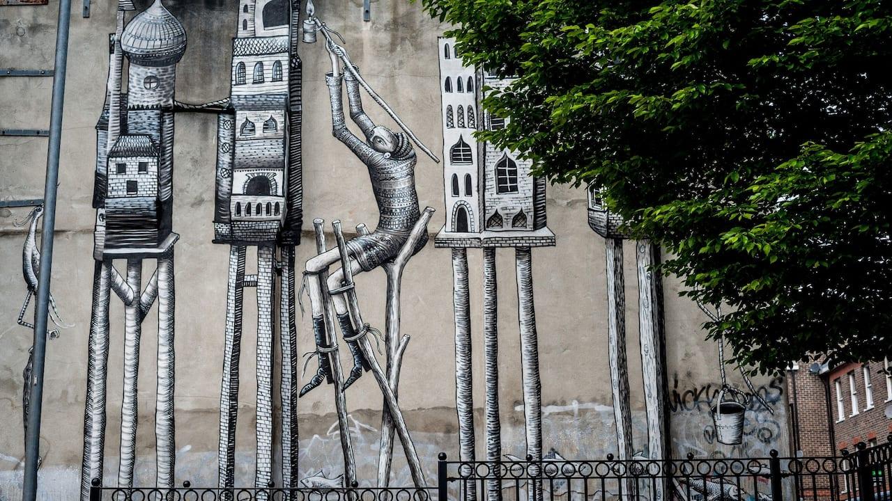 Street art tour East London and Brick Lane | Andaz London Liverpool Street