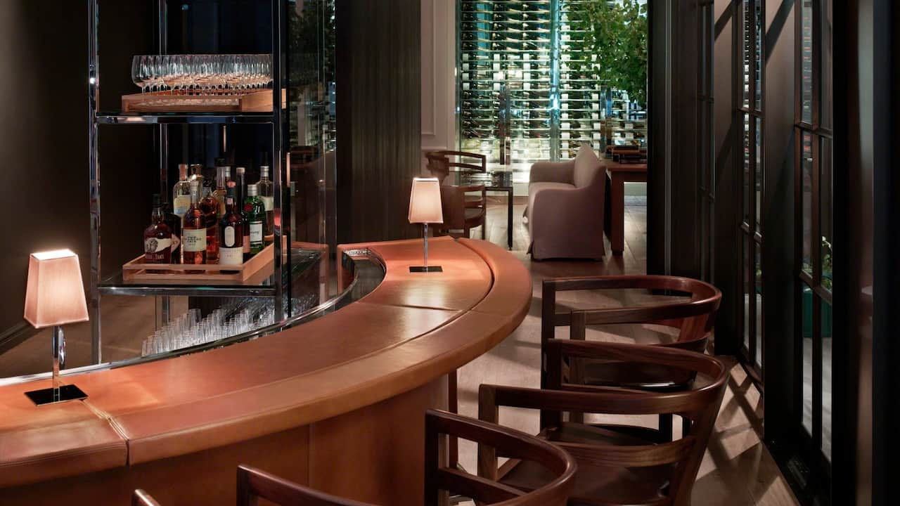 Bar Den Andaz 5th Avenue