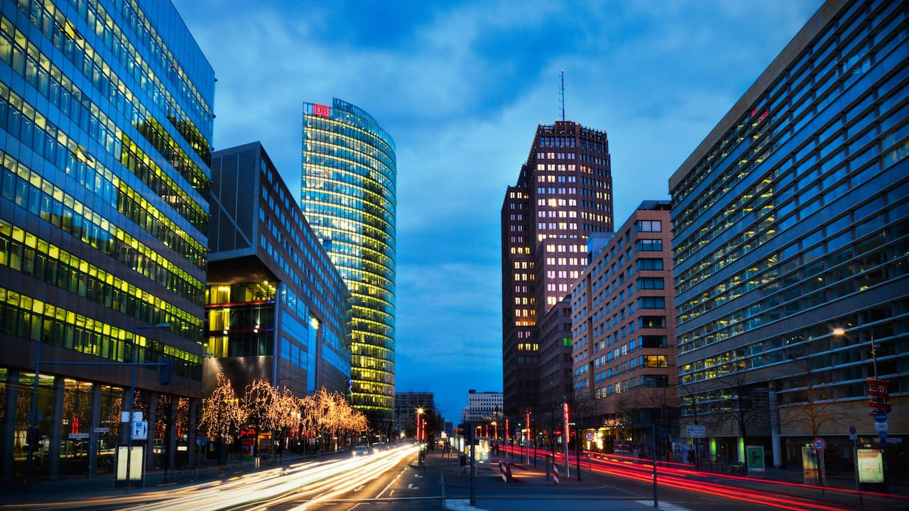 Area attractions around Grand Hyatt Berlin / Postdamer Platz