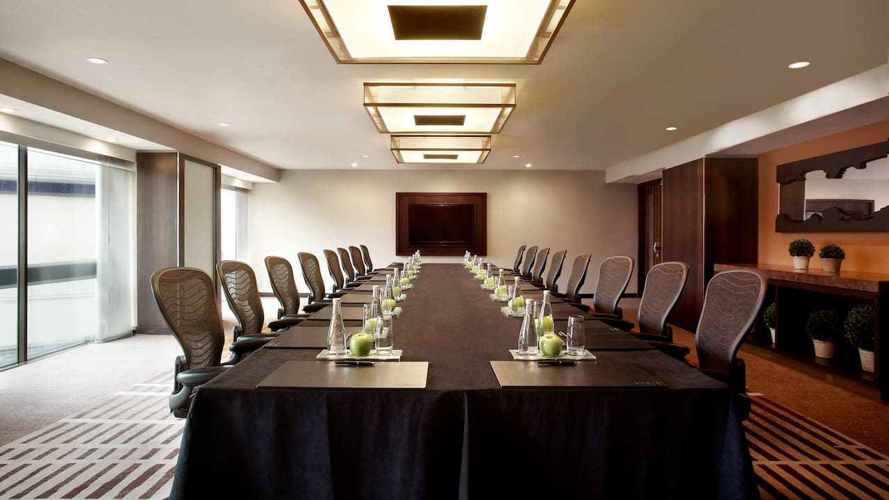 Grand Hyatt San Francisco Conference Room