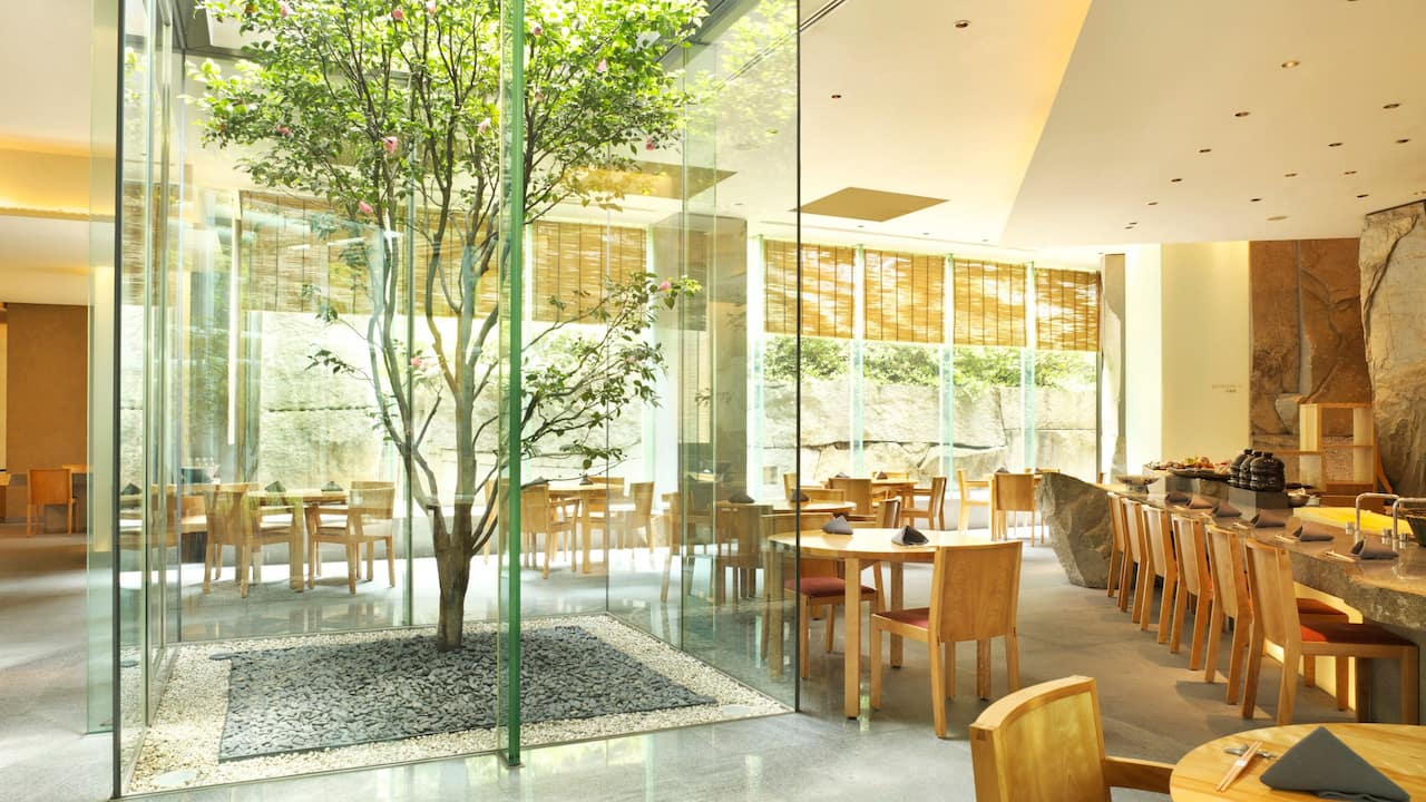 Grand Hyatt Tokyo Japanese Restaurant Shunbou グランド ハイアット 東京 日本料理 旬房