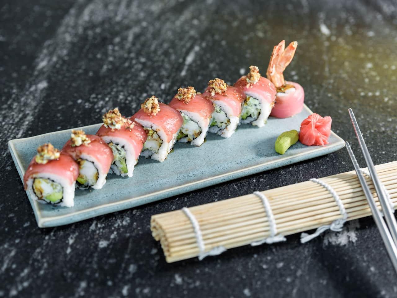 CUNPC_P401 Sushi n Raw