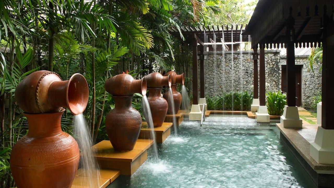 Malay Bath House