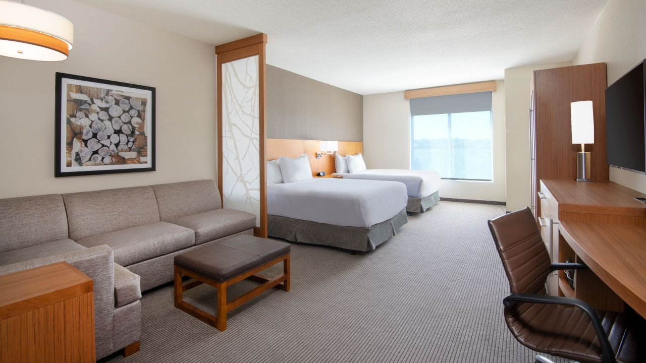 Hyatt Place Denver / Westminster Two Queen Beds with Sofa Bed