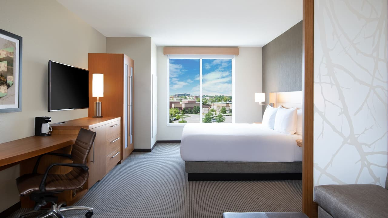 Hyatt Place Denver / Westminster High Floor King Room