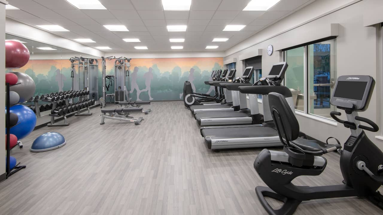 Hyatt Place Denver / Westminster Fitness Center