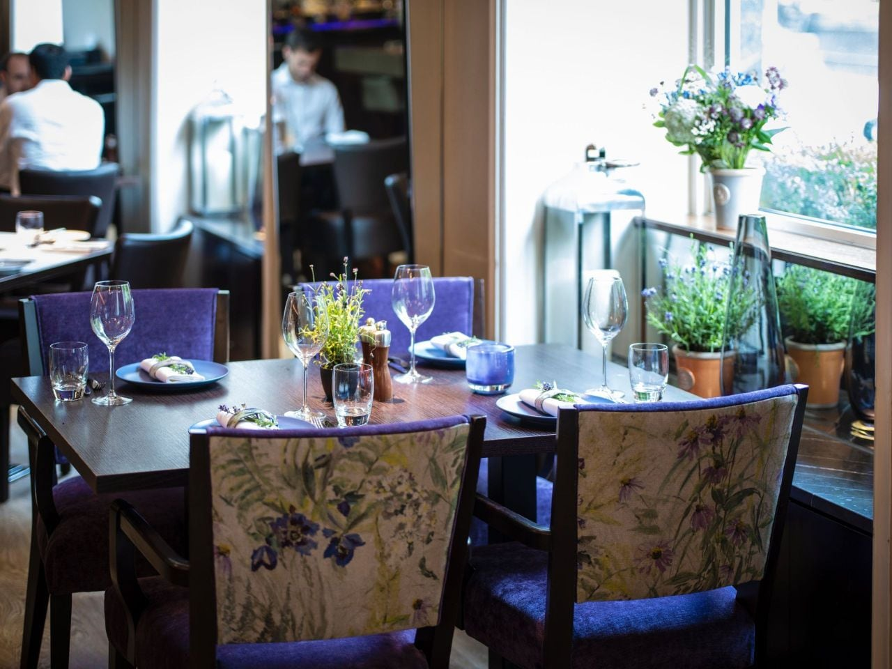 The Montagu Kitchen | Marylebone Restaurant