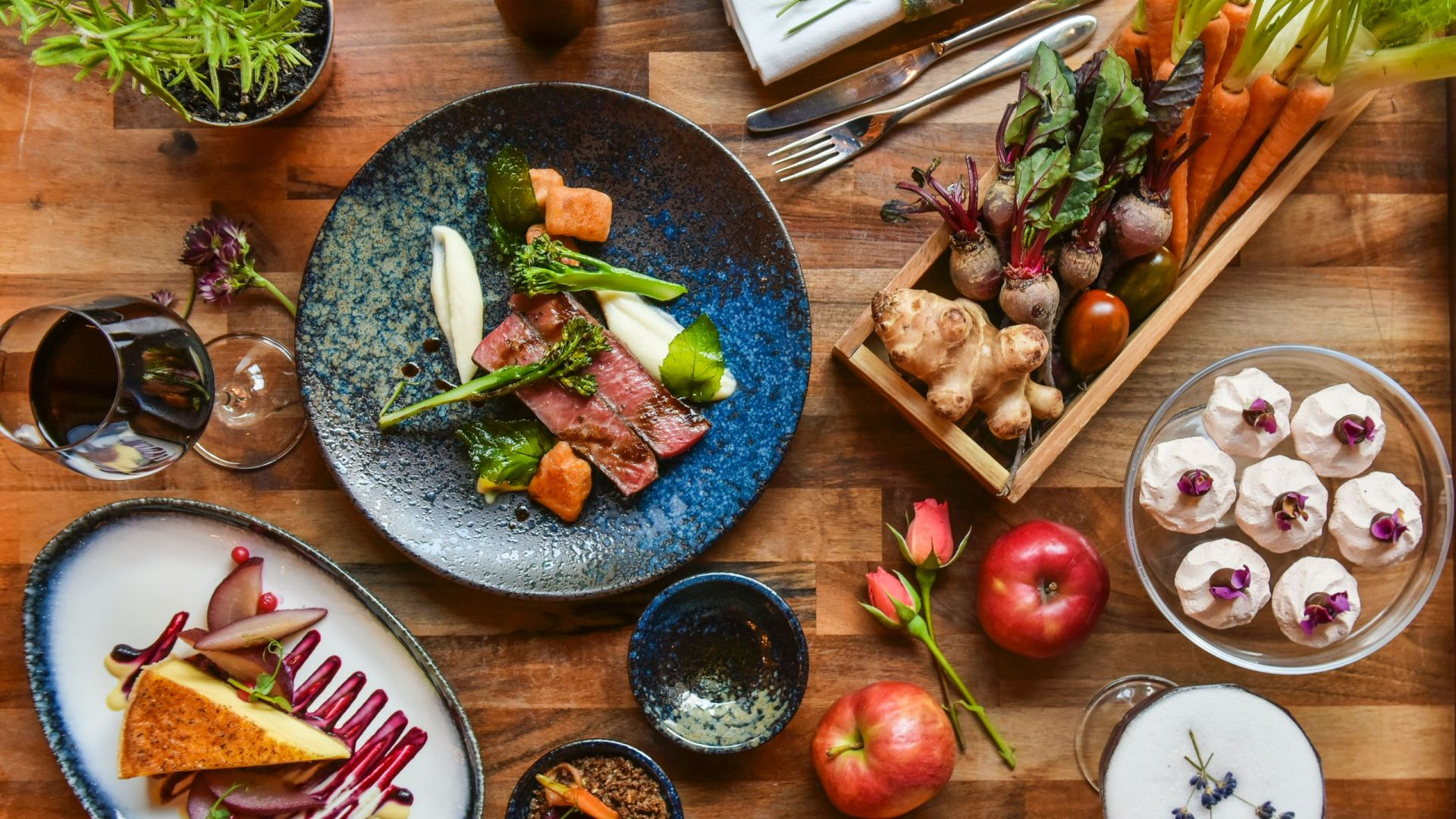 The Montagu Kitchen | Marylebone Restaurant
