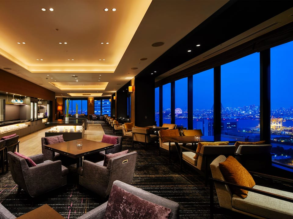 Hyatt Regency Osaka Lobby Cafe