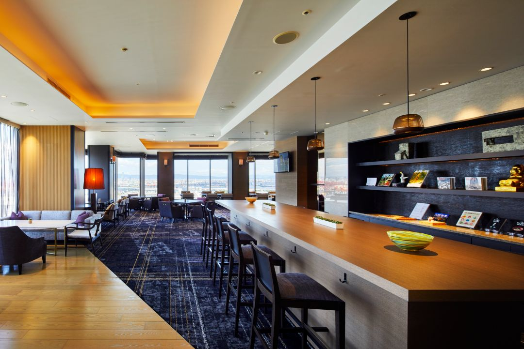 リージェンシークラブ コミューナルテーブル - ハイアット リージェンシー 大阪|ホテル