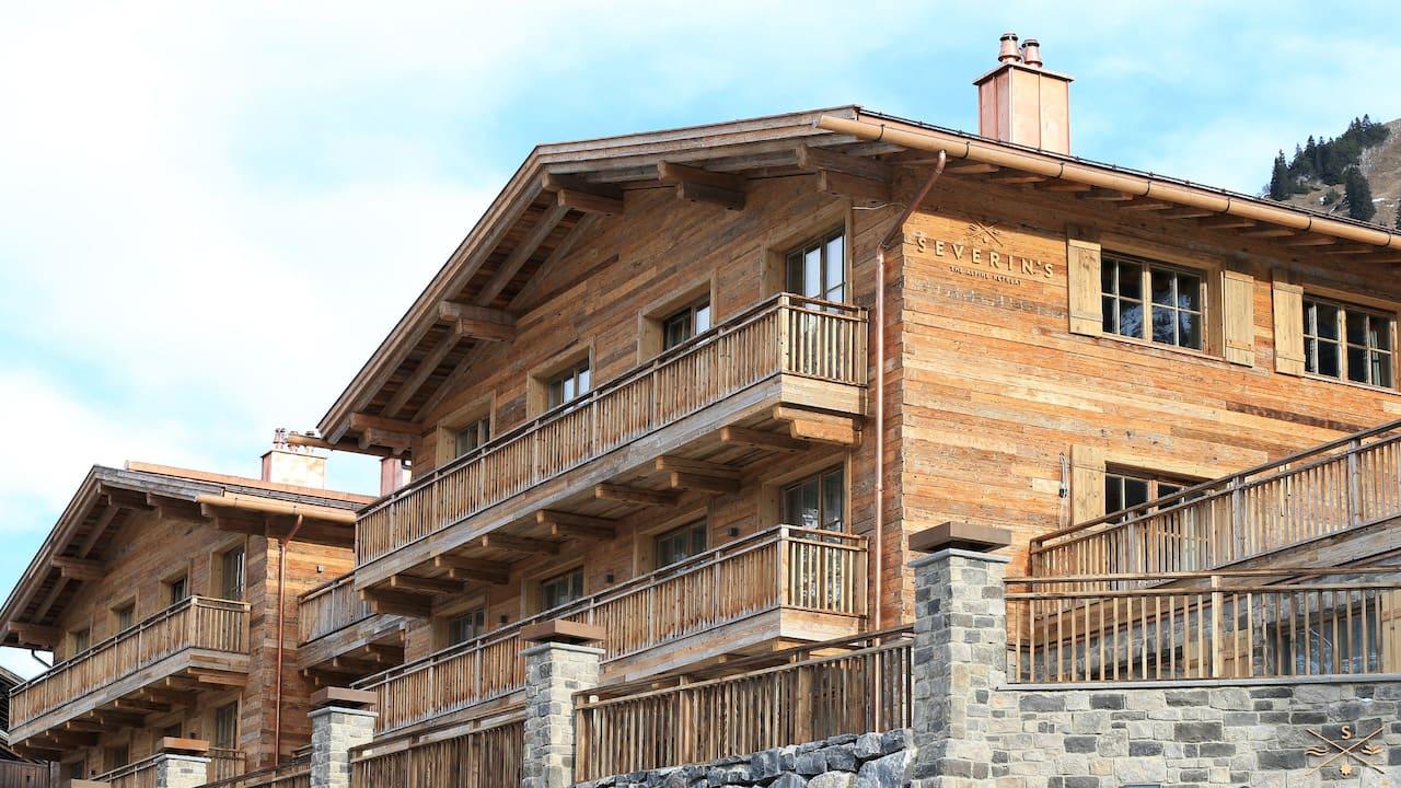 Severin's - The Alpine Retreat
