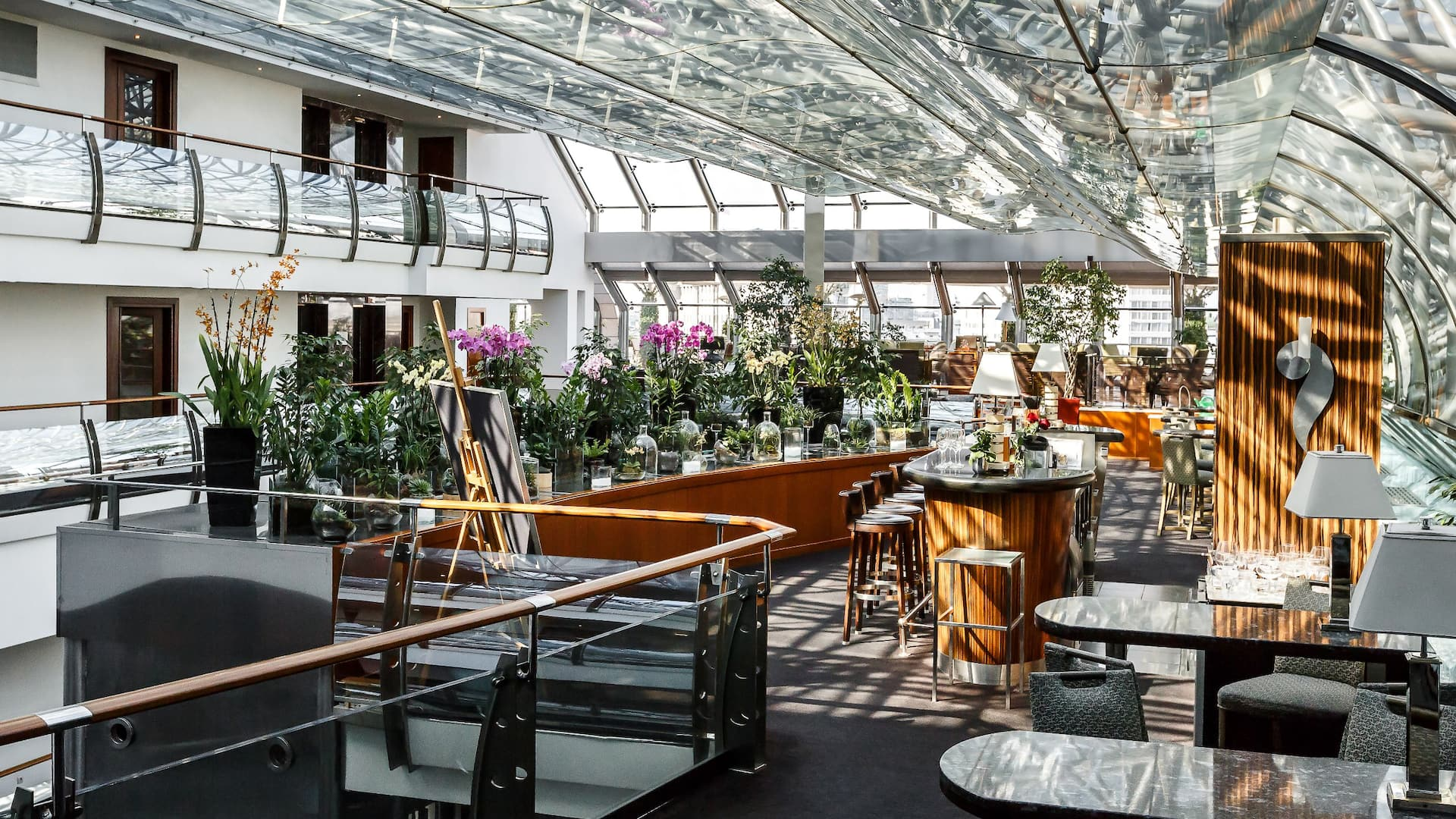 Conservatory Botanical Salad