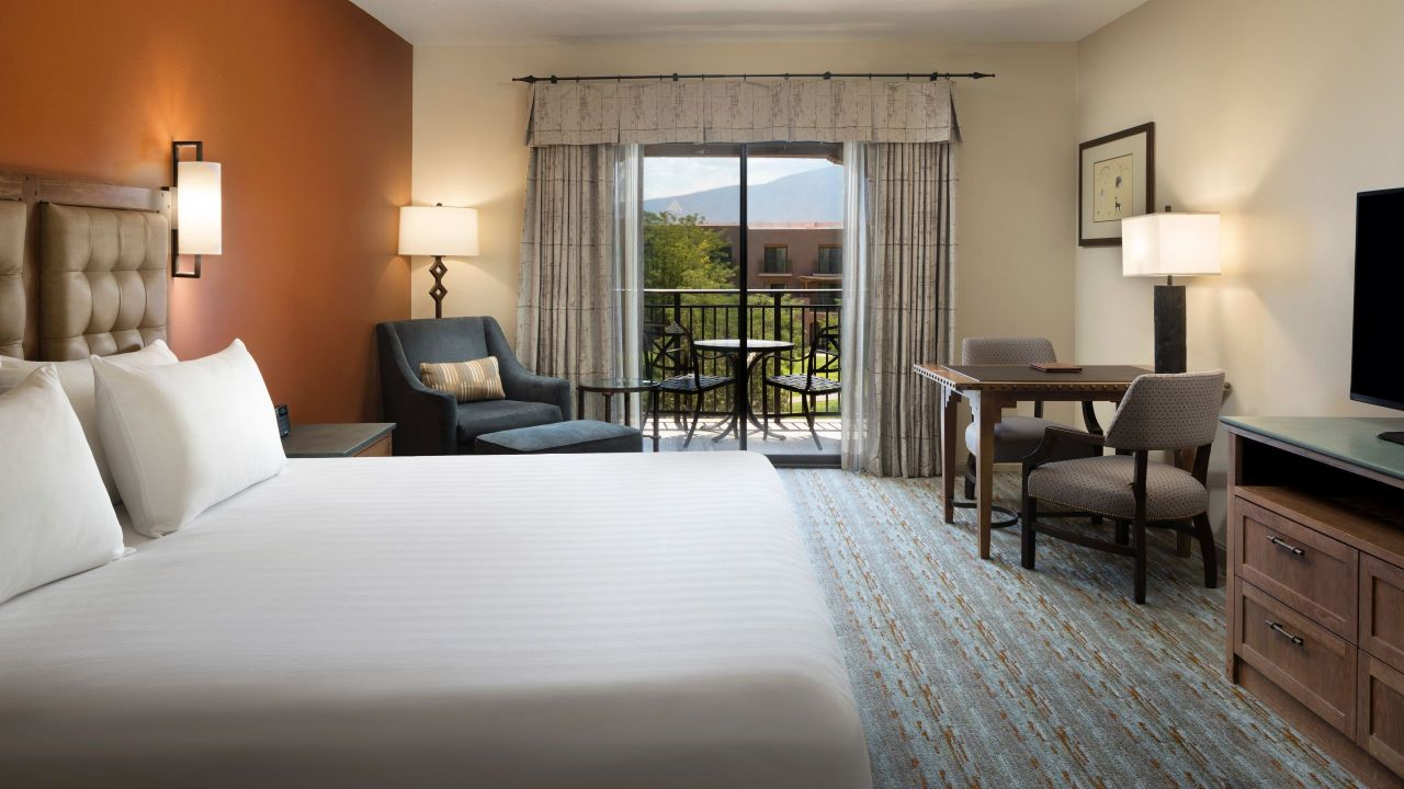 Hyatt Regency Tamaya Resort King Room