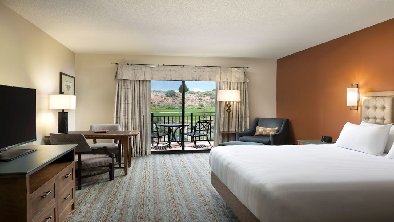 One King Bed Room Pool Access Hyatt Regency Tamaya Resort & Spa
