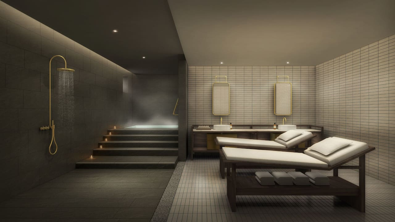Designer Spa At The Sukhothai Shanghai