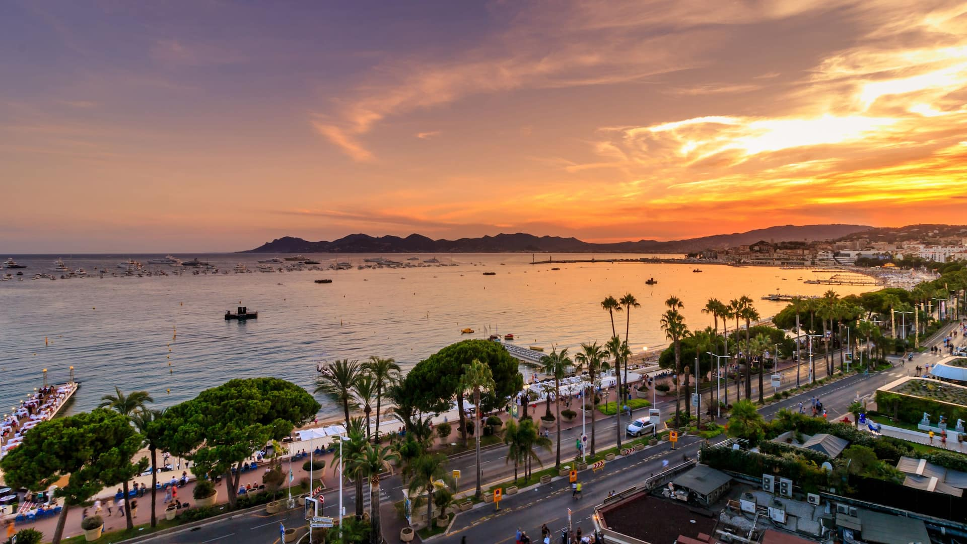 Luxury 5* Hôtel Martinez Cannes by Hyatt