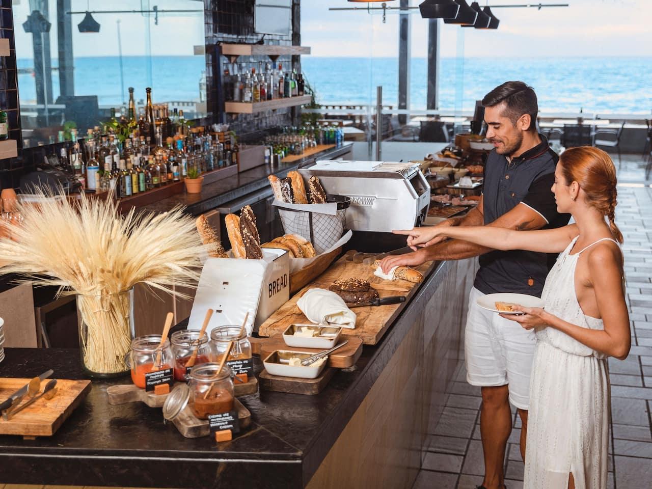 cocina terrace