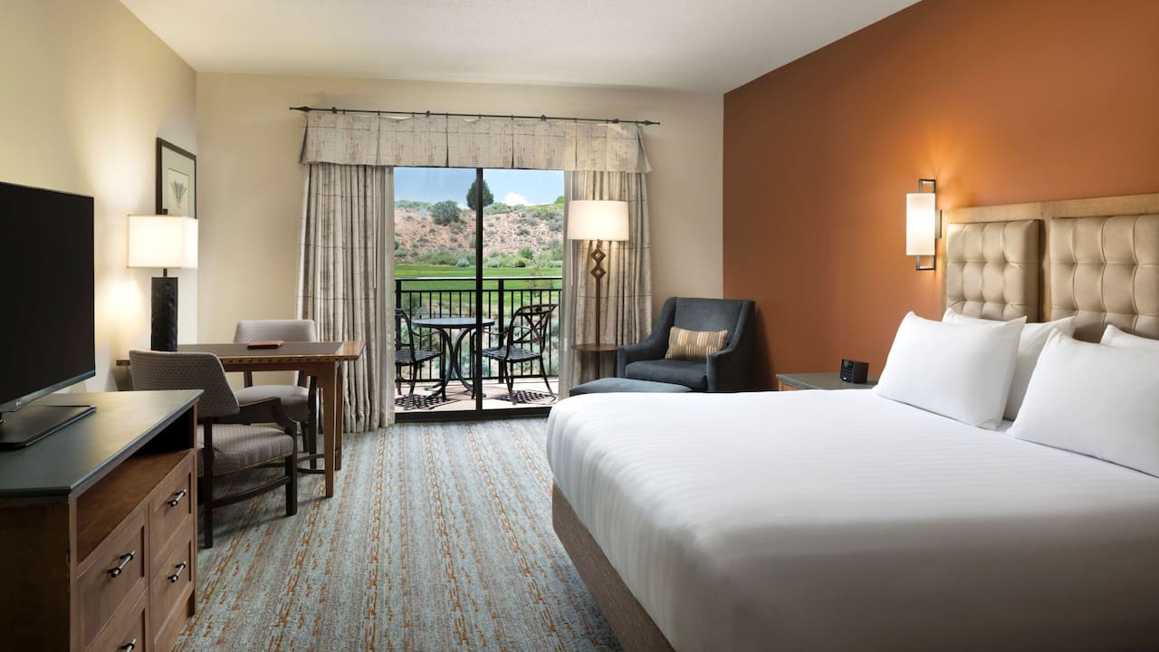 Room with King Bed Mountain View Hyatt Regency Tamaya Resort & Spa