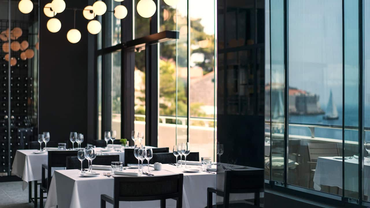 Sensus Fine Dining Restaurant