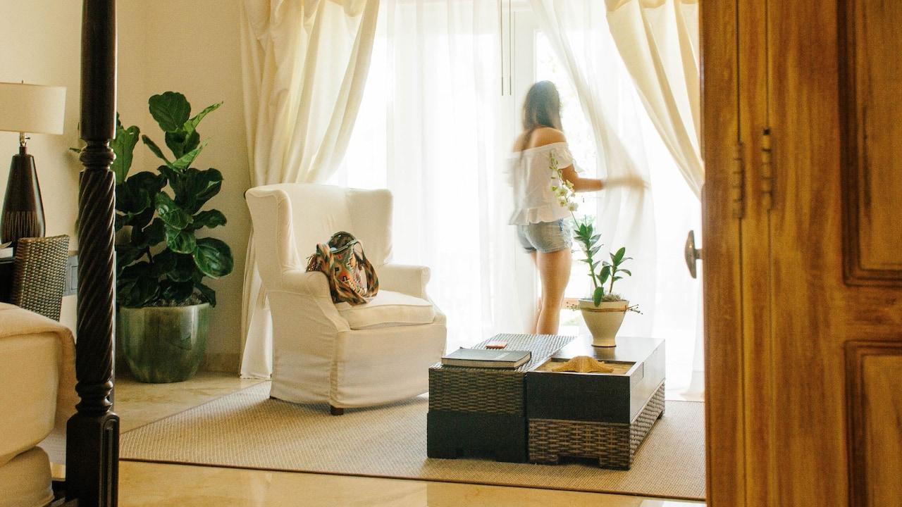 Junior Suite Ocean Front Lanai