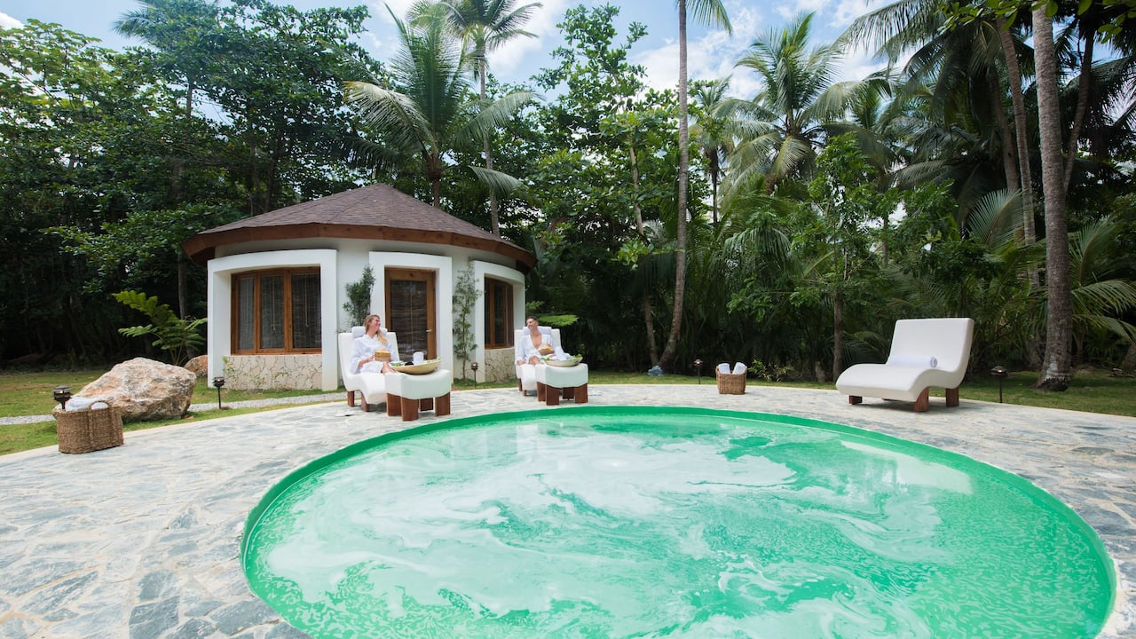 Coconut Whispers Spa