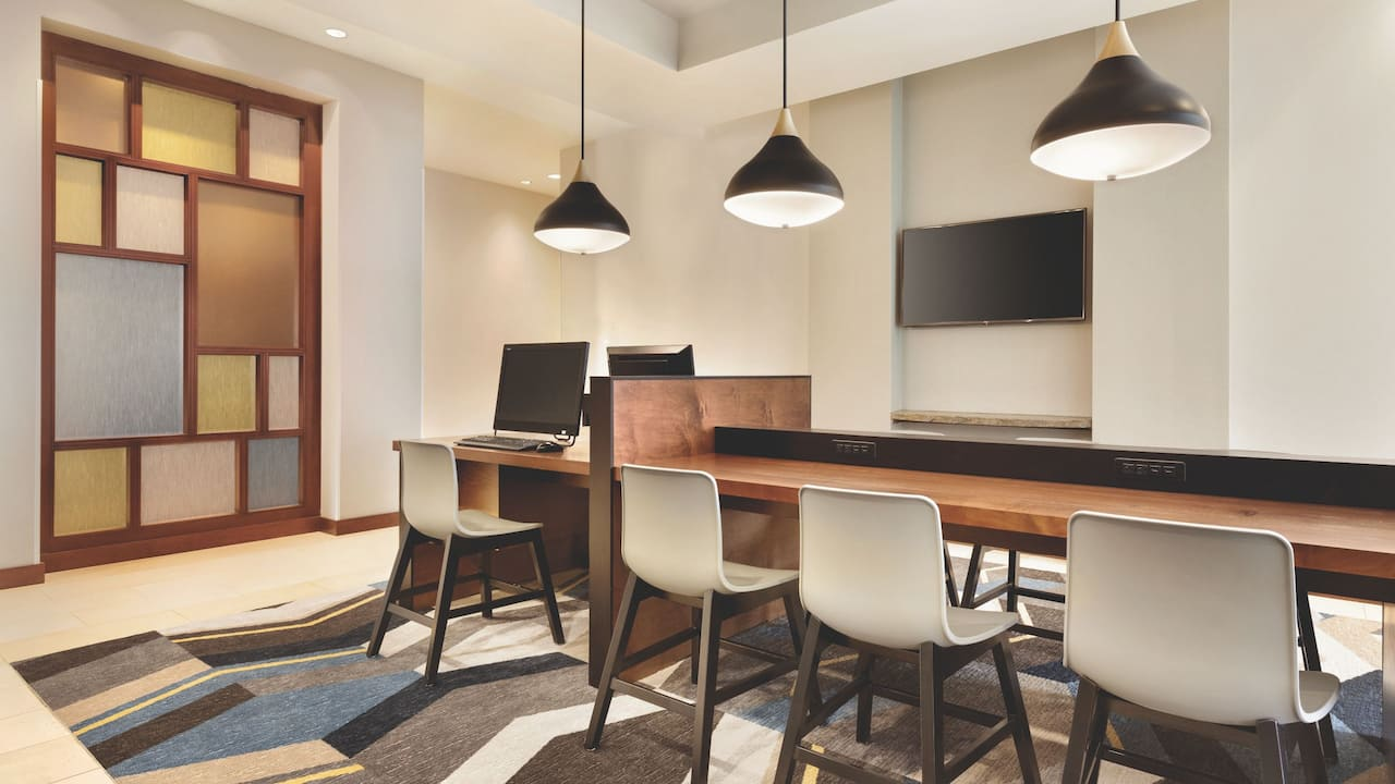 Hyatt House Denver Airport Business Center