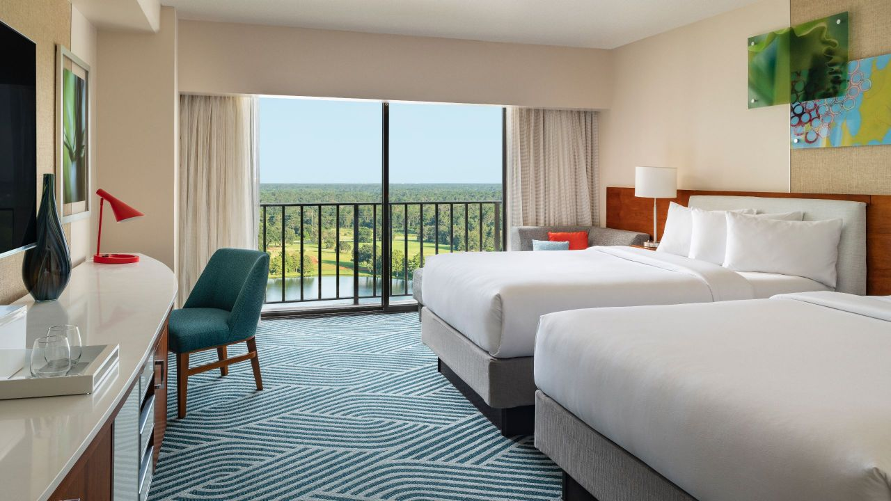 Hyatt Regency Grand Cypress Double room
