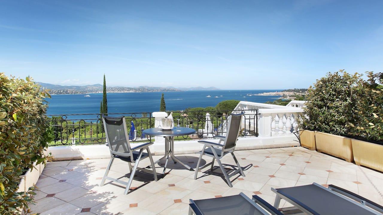 Terrace Prestige Room