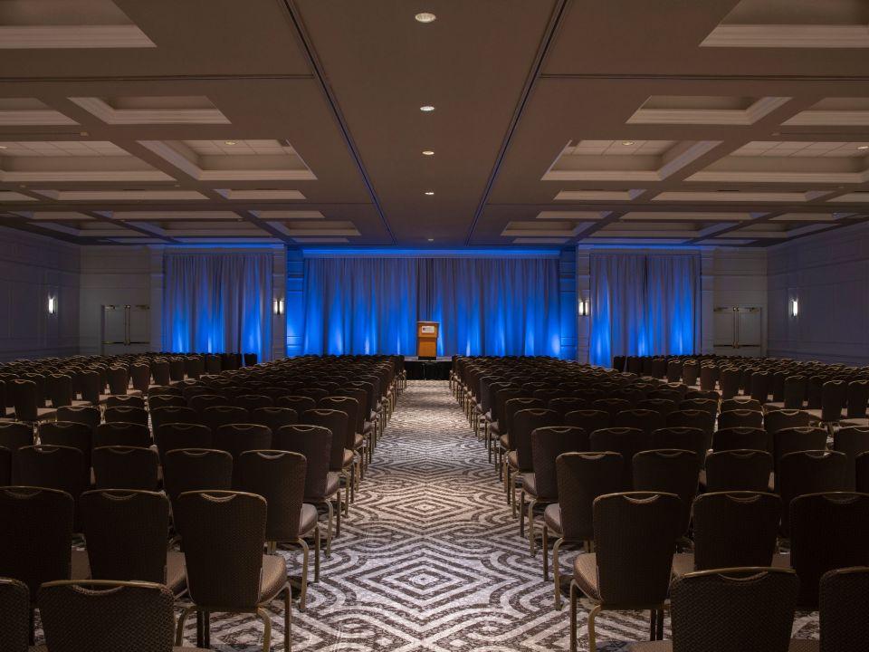 Hyatt Regency Orlando International Airport | Ballroom Meeting Space