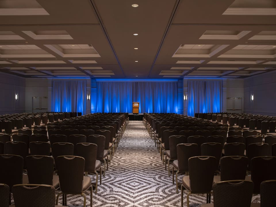 Hyatt Regency Orlando International Airport | Ballroom Meeting Space