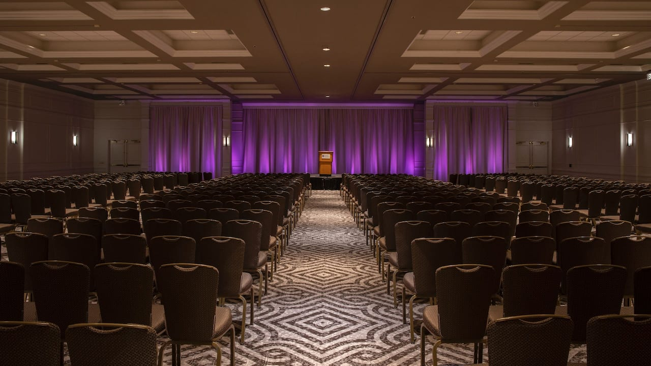 Hyatt Regency Orlando International Airport Meeting Venue