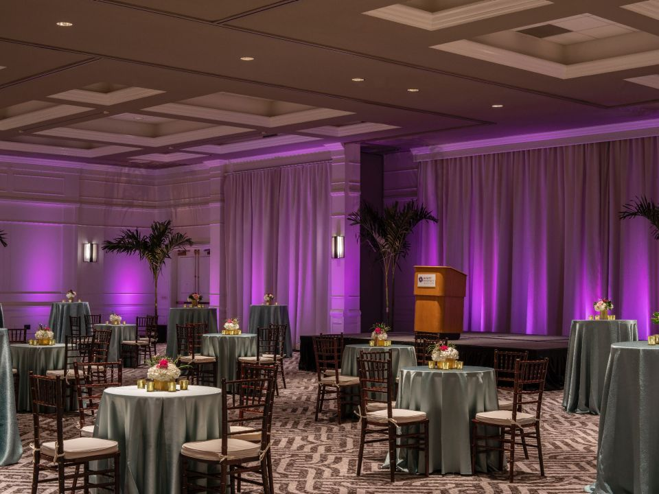 Hyatt Regency Orlando International Ballroom