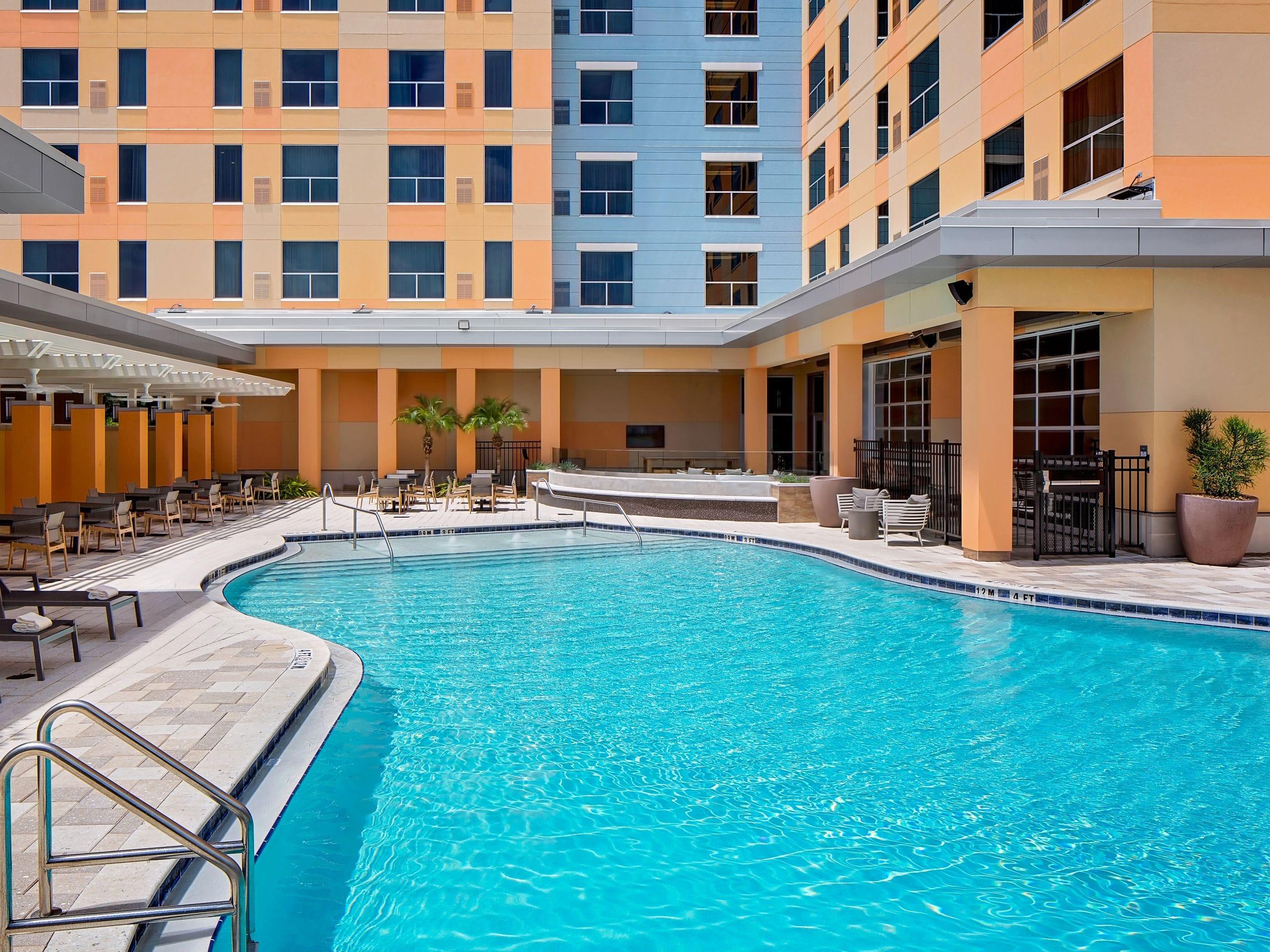 Extended Stay Hotel near Universal Orlando Resort™ | Hyatt House ...