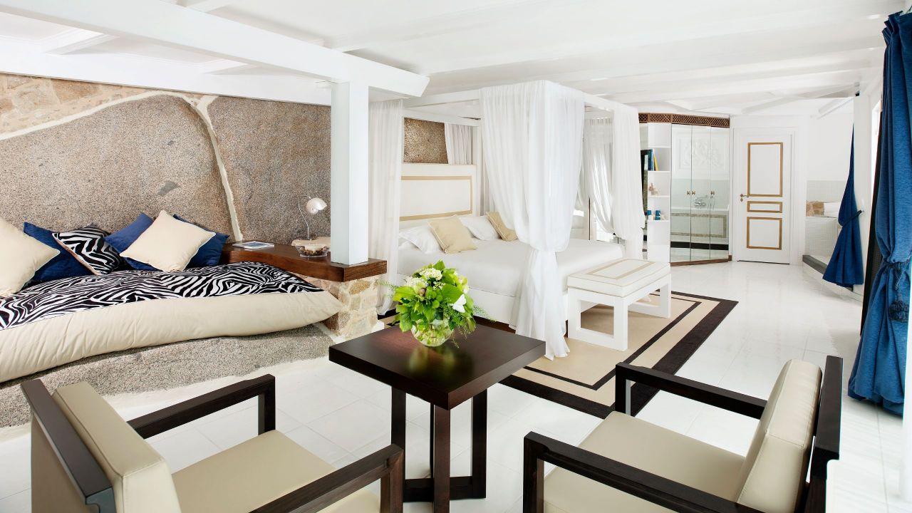 Hotel and Spa des Pecheurs Suite