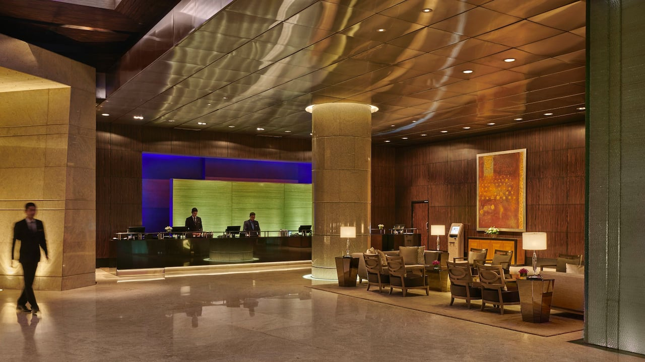 Luxury 5 Star Airport Hotel in Mumbai | Hyatt Regency Mumbai