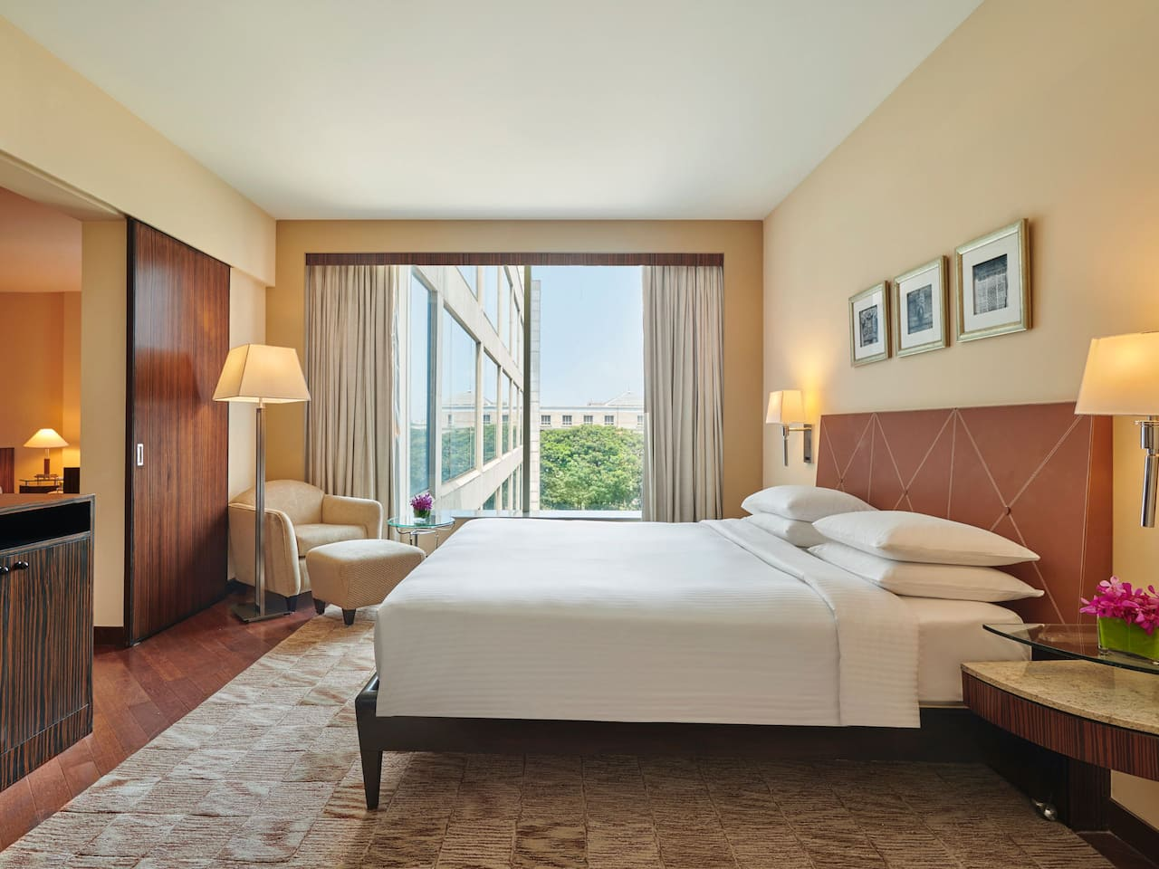 Executive Two Beds Suite